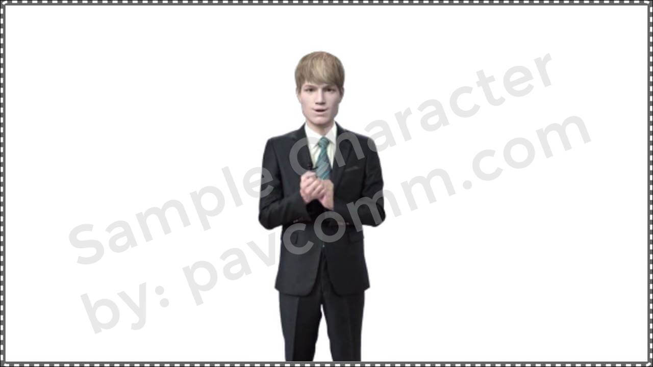 Businessman2 Full Length
